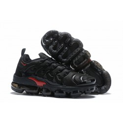 Nike Zapatos Air Vapormax Plus Negro Rojo