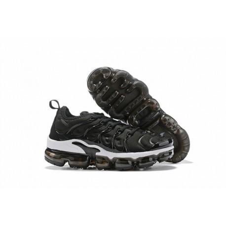Nike Zapatos Air Vapormax Plus Negro Blanco