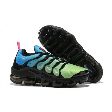 Zapatillas Nike Air Vapormax Plus Verde Azul