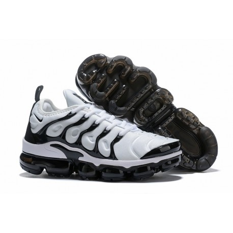 Zapatillas Nike Air Vapormax Plus Blanco Negro