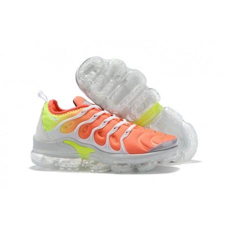 Zapatillas Nike Air Vapormax Plus Naranja Amarillo