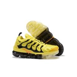 Zapatillas Hombre Nike Air Vapormax Plus Amarillo Negro