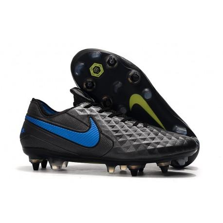 Nike Tiempo Legend 8 Elite SG-PRO AC Negro Azul