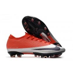 Botas Nike Korea Mercurial Vapor 13 Elite AG-PRO Rojo Gris Negro