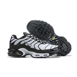 Zapatillas Nike Air Max Plus QS Hombre - Blanco Negro