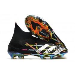Bota adidas x Reuben Dangoor Predator 20+ ART - Negro Multicolor
