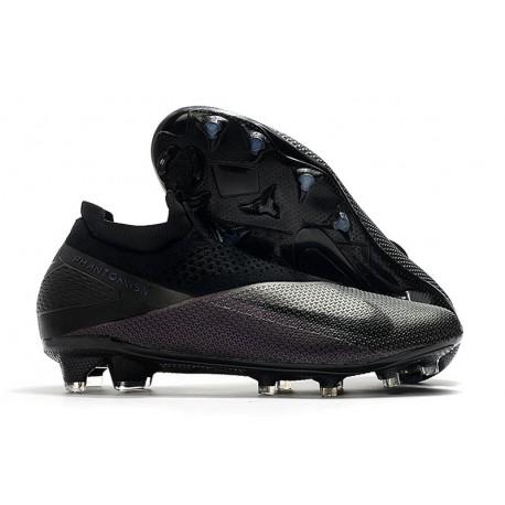 Zapatos Nike Phantom VSN 2 Elite Dynamic Fit FG Negro