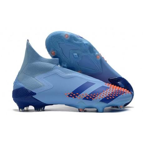 adidas Zapatillas Predator Mutator 20+ FG - Azul Naranja