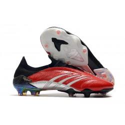 Botas adidas Predator Archive FG en 2020 - Rojo Negro Plata