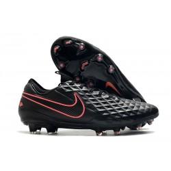 Nike Botas Tiempo Legend 8 Elite FG ACC - Negro Rosa
