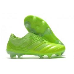 adidas Botas de fútbol Copa 20.1 FG Verde Blanco