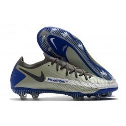 Botas de fútbol Nike Phantom GT Elite FG - Azul Gris Negro