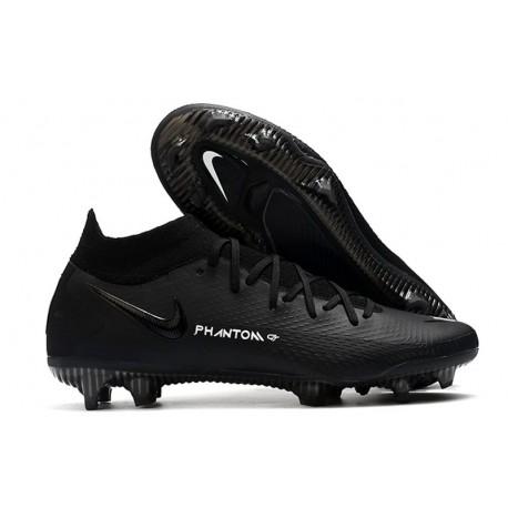 Nike Phantom GT Elite DF FG Fútbol Zapatillas - Negro