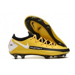 Botas de fútbol Nike Phantom GT Elite FG - Amarillo Negro