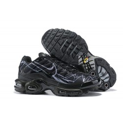 Nike Air Max Plus TN SE Zapatilla de Deporte Negro