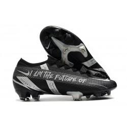 Nike Mercurial Vapor 13 Elite FG ACC Future Negro Plata