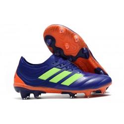 adidas Zapatillas de Fútbol Copa 19.1 FG - Violeta Verde