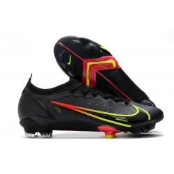 Zapatillas Nike Mercurial Vapor 14 Elite FG Negro Cyber Off Noir