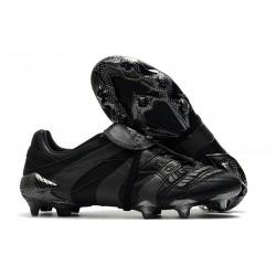 Zapatos de Fútbol adidas Predator Accelerator FG Negro