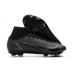 Zapatillas Nike Mercurial Superfly VIII Elite DF FG Negro