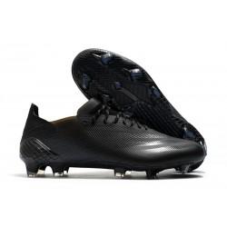 Bota de futbol adidas X Ghosted.1 FG Negro Gris