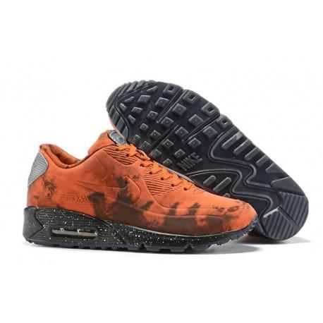 Zapatillas Nike Air Max 90 Mars Landing Naranja Negro