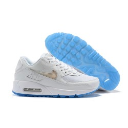 Nike Air Max 90 Zapatilla - Blanco Oro