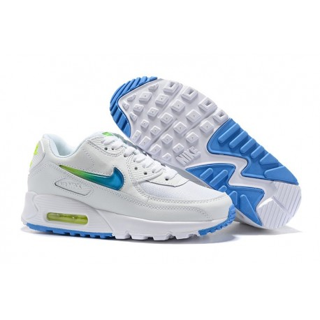 Nike Air Max 90 Zapatilla - Negro Azul