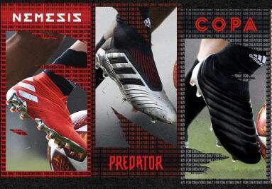 Botas de futbol adidas nuevas